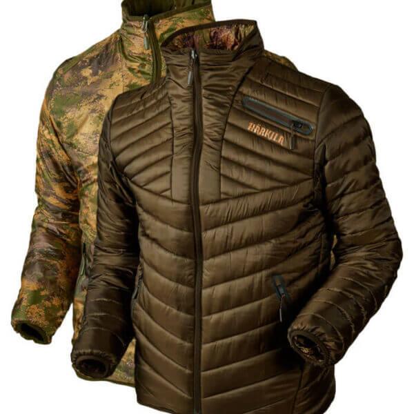 chaqueta plumifero de caza lynx