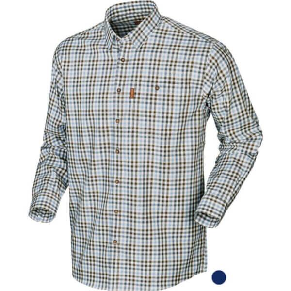 camisa clásica de algodón de facil planchado