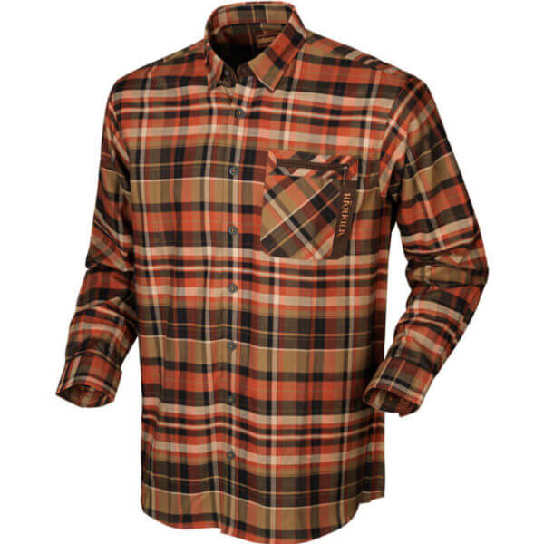 camisa de caza harkila