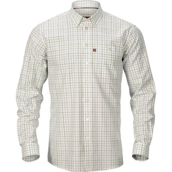 camisa de campo de hombre