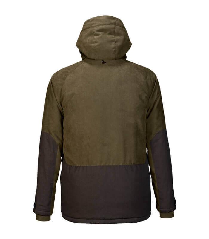 Taiga es ideal para caazr con frío extremo
