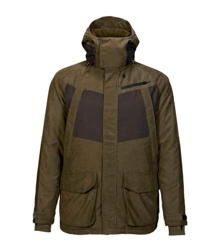 Taiga chaqueta cazar con frio