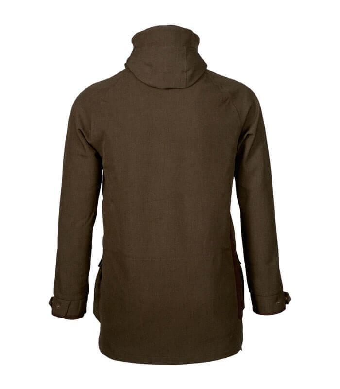 chaqueta de caza impermeable