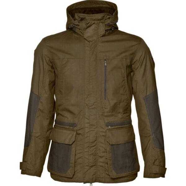 chaqueta caza resistente antiespinos para la becada