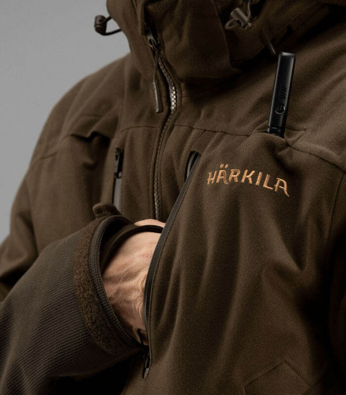 mountain hunter pro harkila chaqueta