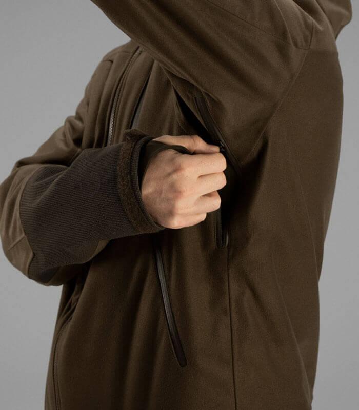 chaqueta caza activa