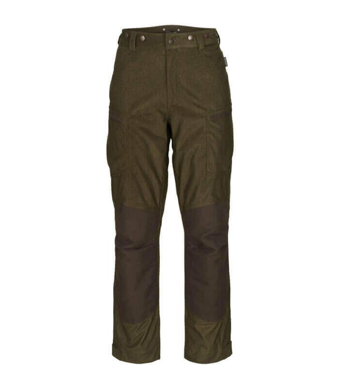 pantalones de caza impermeables y calientes