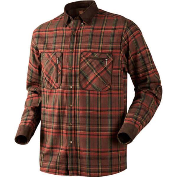camisa caliente de caza de la marca harkila