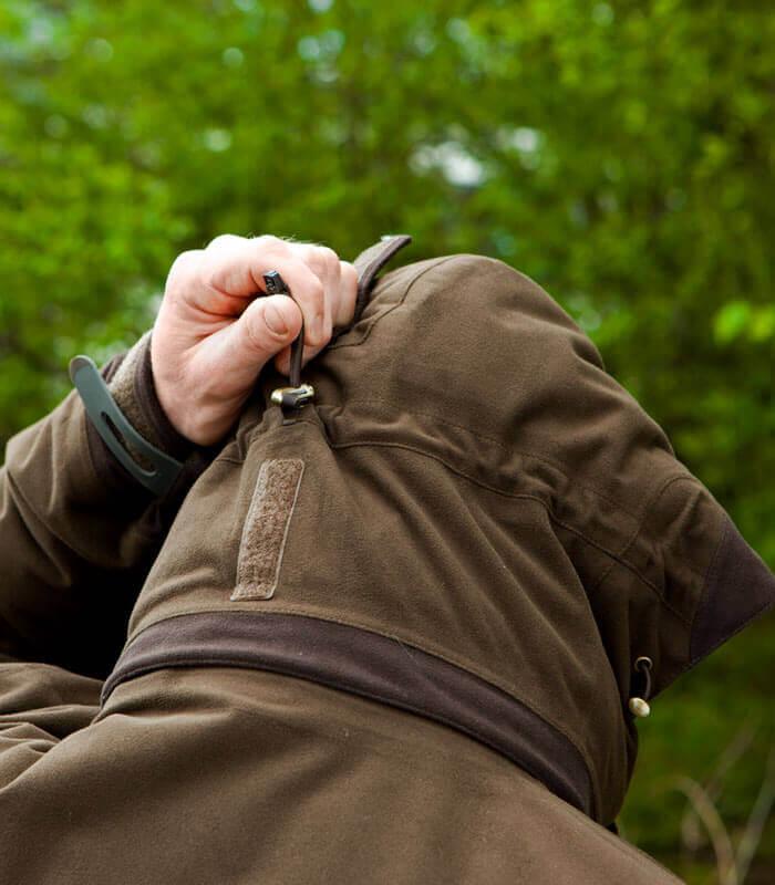 Visent Harkila chaqueta caza frio extremo