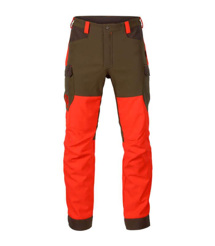 pantalones de caza resistentes antiespinos