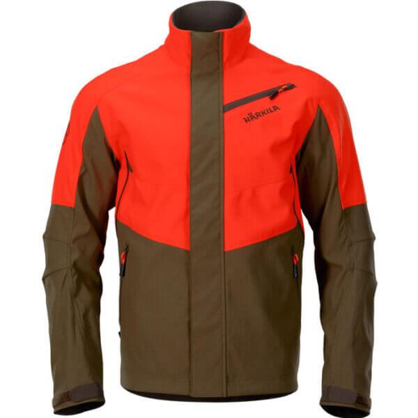 wildboar pro harkila chaqueta caza naranja