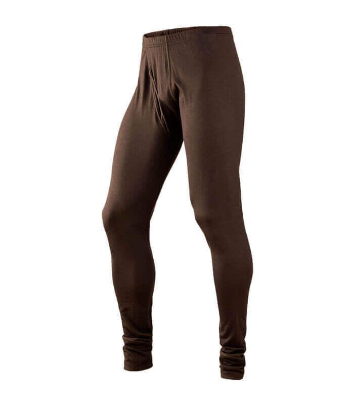 pantalones termicos de lana