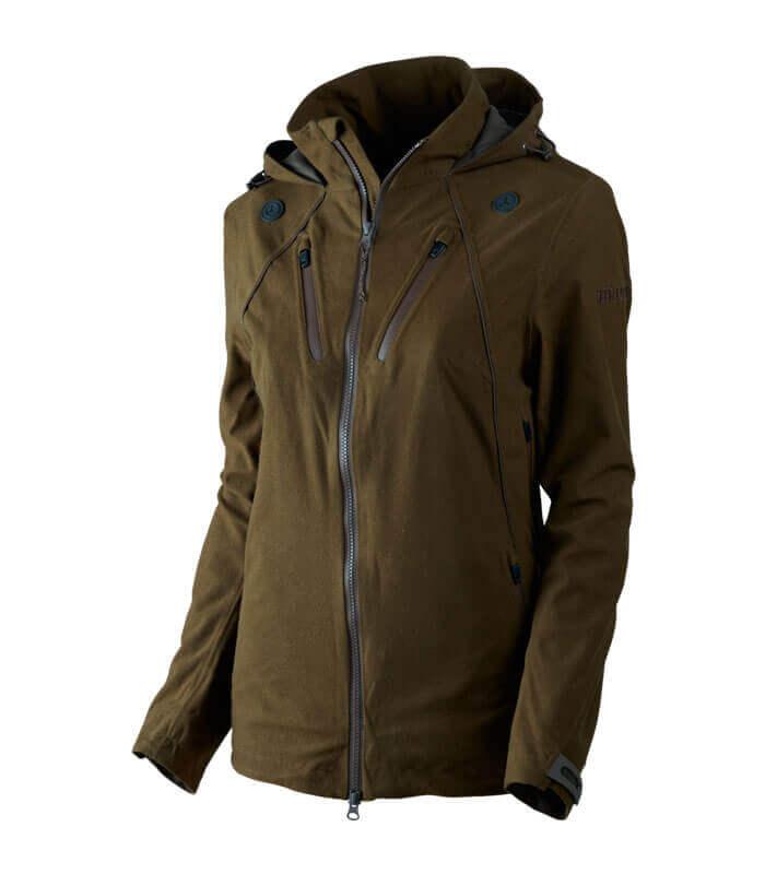 chaqueta caza mujer