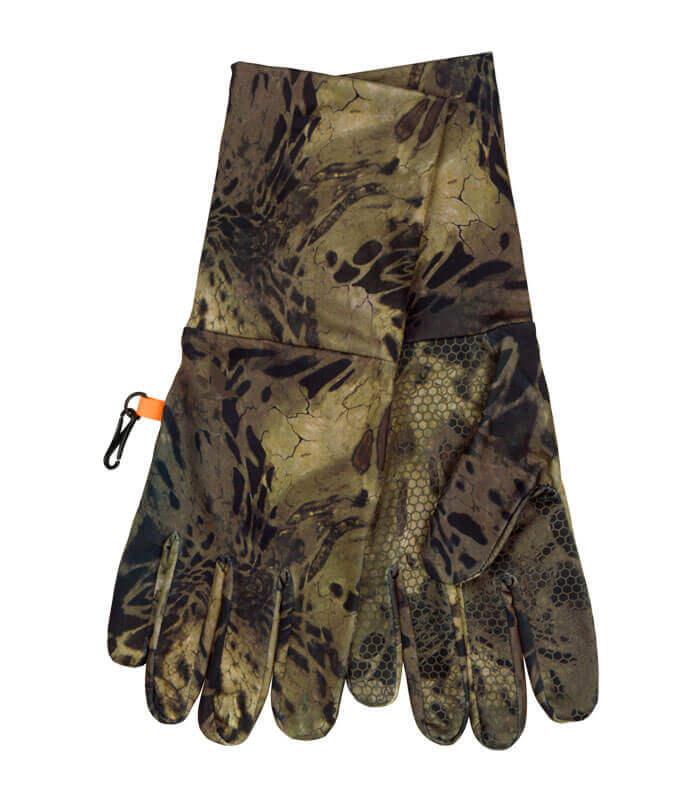 guantes de caza