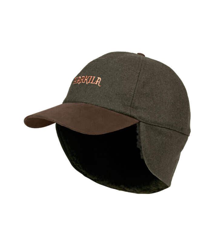 gorra de caza caliente con orejeras