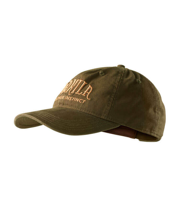 gorra de cazador verde