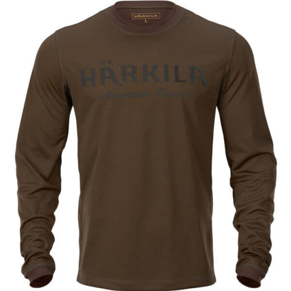 camiseta de caza de manga larga harkila