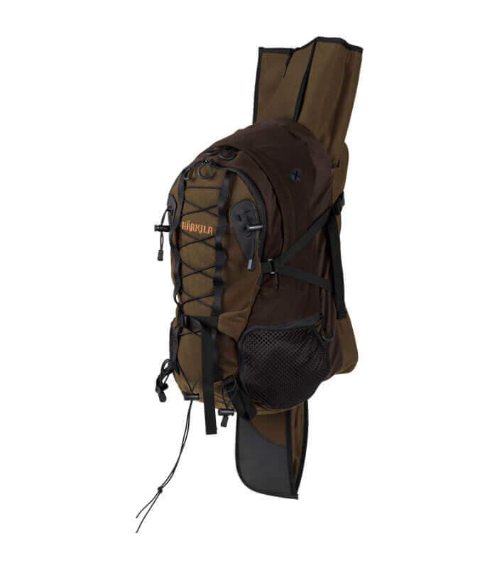 mochila de caza porta rifle Harkila