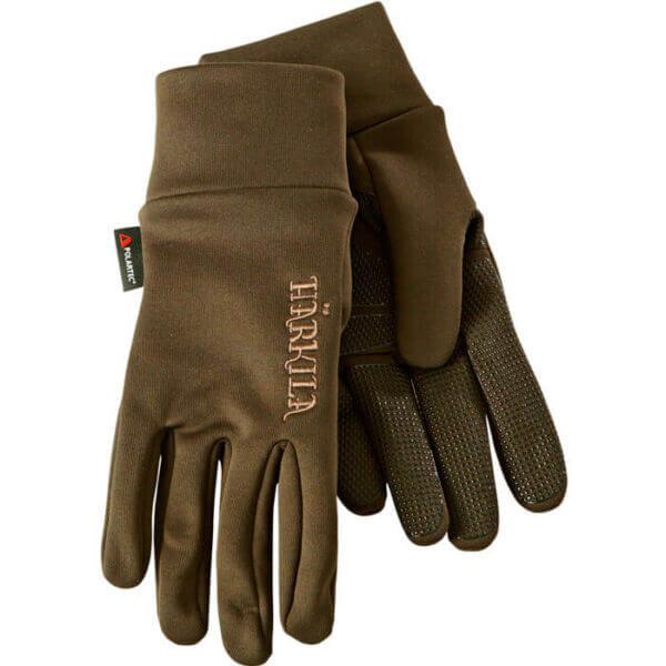 guantes de polar finos y calientes