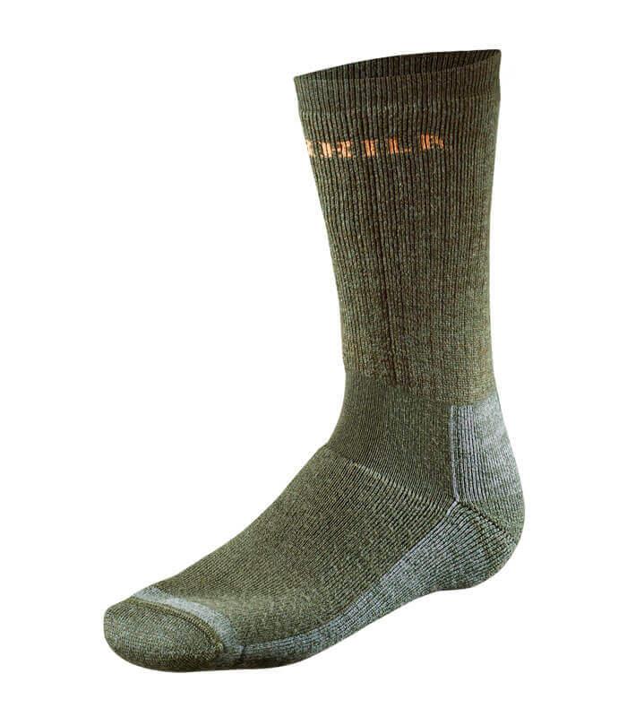 calcetines de caza de lana