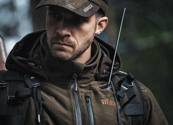 ropa de caza de hombre