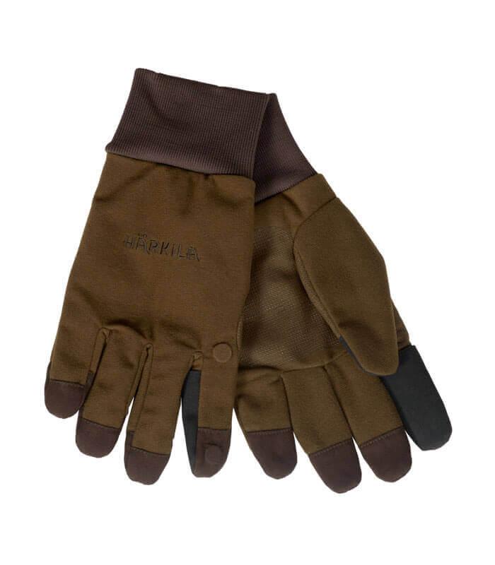 guantes de caza impermeables