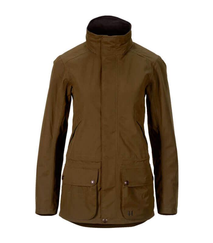 chaqueta de caza menor de mujer