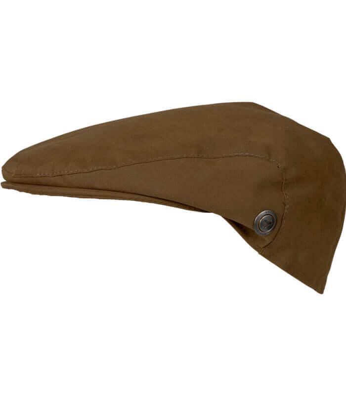 gorra plana de caza