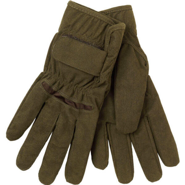 guantes de tiro