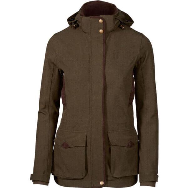 chaqueta de caza para la mujer