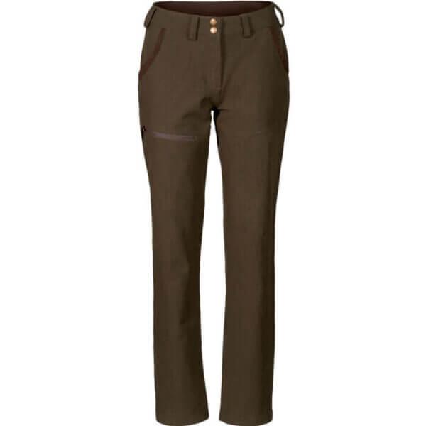 pantalones impermeables de caza de mujer
