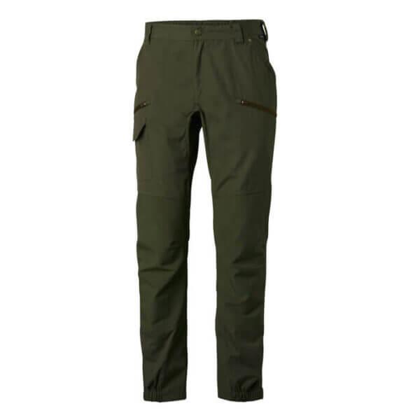 pantalones de caza polivalentes flexibles