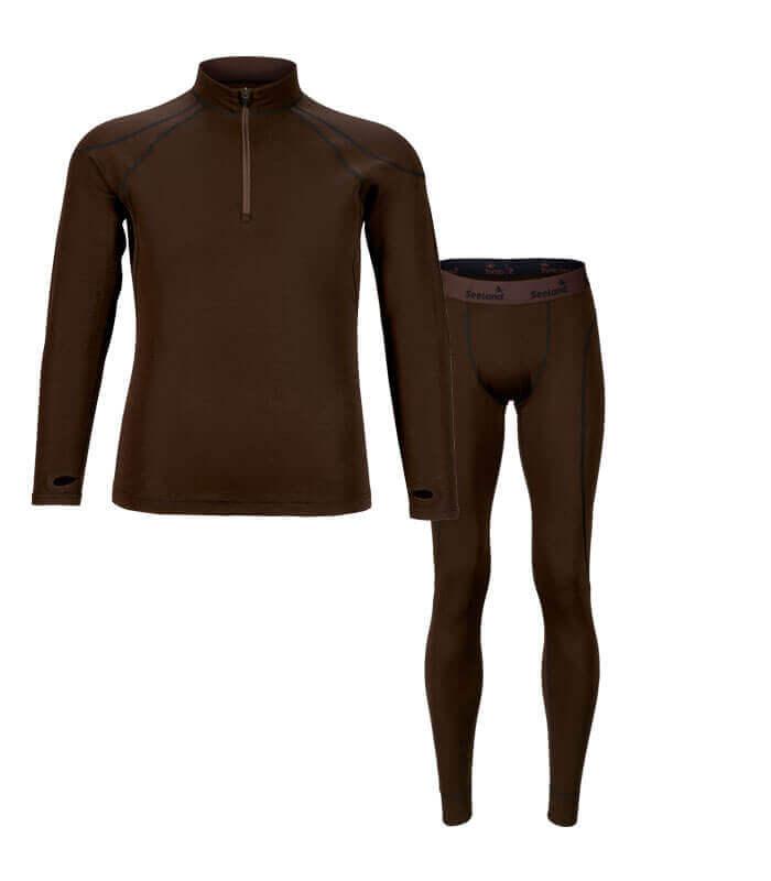 ropa termica frio