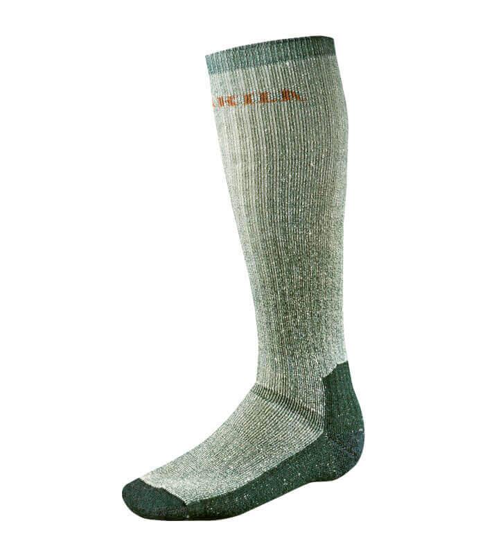 calcetines de lana calientes