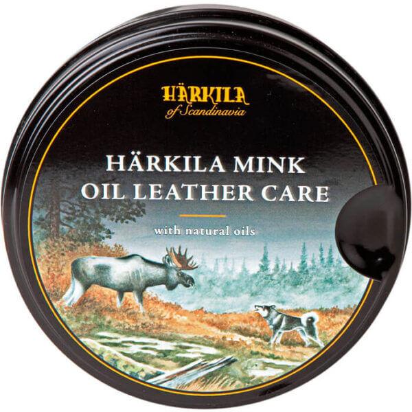 grasa vison mink oil botas de piel