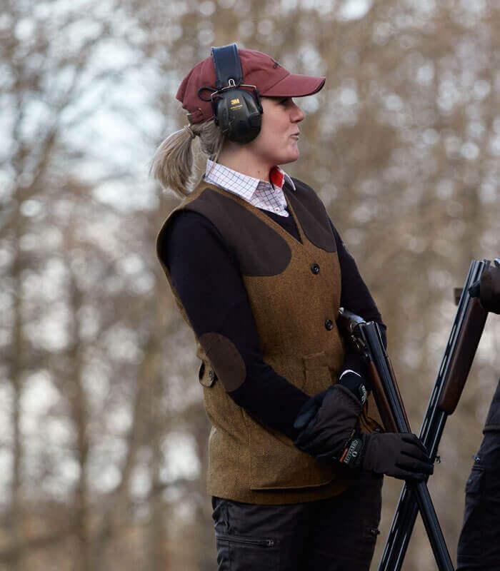 ropa de caza de mujer chevalier turopadecaza