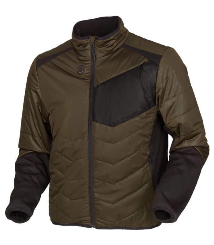 chaqueta calefactable harkila