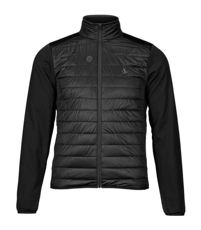 chaqueta calefactable
