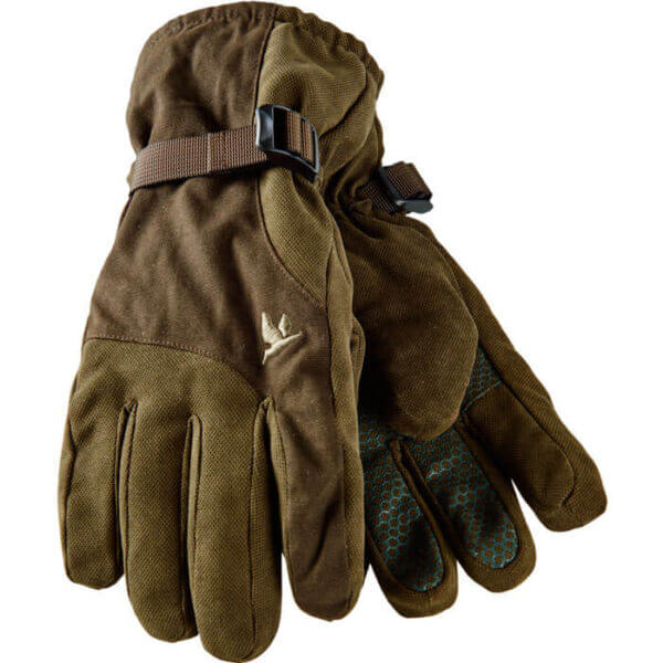 guantes de caza calientes impermeables