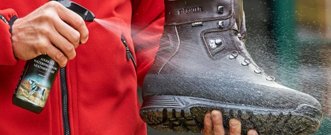 mantenimiento botas de goretex