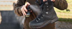 consejos de mantenimiento de las botas de cazar