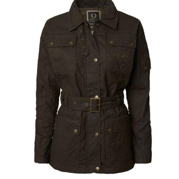 chaqueta de mujer tirpo belstaf