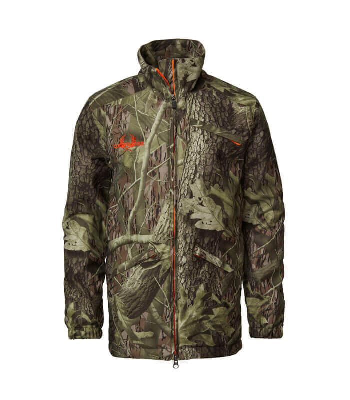 chaqueta de caza de niño