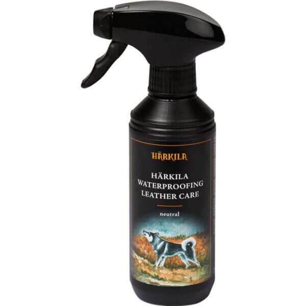 spray impermeabilizante botas de piel harkila
