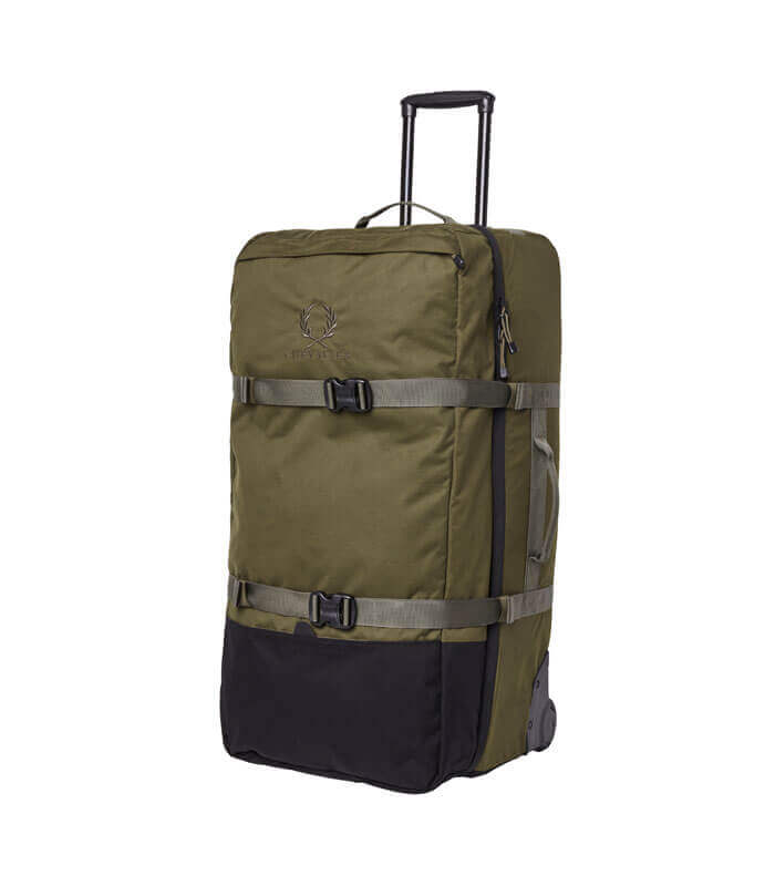 maleta de viaje con ruedas, homologada caza