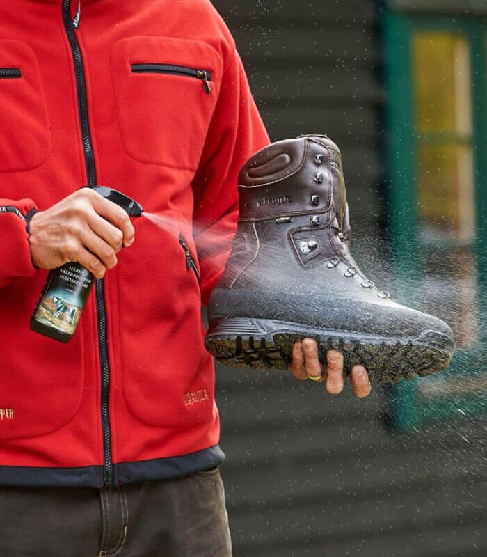 accesorios de cuidado de botas