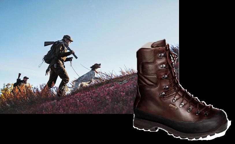 botas de caza de montaña