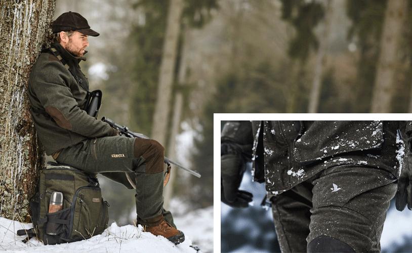 pantalons de caza frio extremo