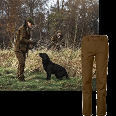 pantalones de caza para la mujer