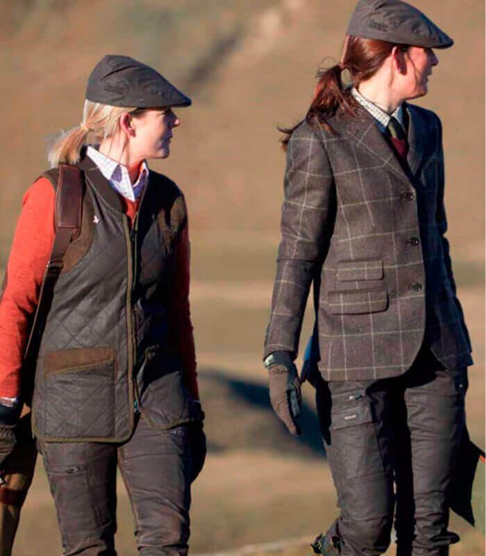 jersey de mujer caza campo